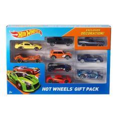 Hot Wheels 9 Car Gift Pack Styles May Vary Free Shipping