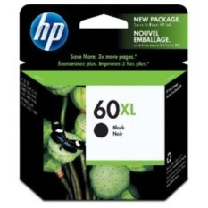 List Price Hp Ink Cartridge 60 Xl Black Hewlett Packard