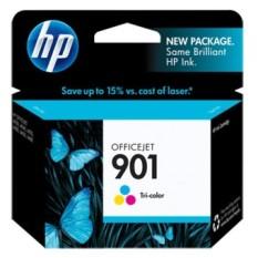 Best Deal Hp Ink Cartridge 901 Colour Retail Box