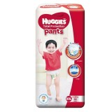 Huggies Diaper Pants Total Protection 15 25Kg Xxl34 S X3Packs 34 Pieces Pack Promo Code