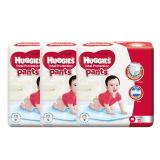 Buy Huggies Diaper Pants Total Protection 6 12Kg M64 S X 3 Packs 64 Pieces Pack Singapore
