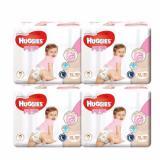 Huggies Platinum X Large G*Rl Pants 30S X 4 120Pcs Huggies Discount