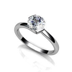Huggy Ring Zirconia From Swarovski® Cheap