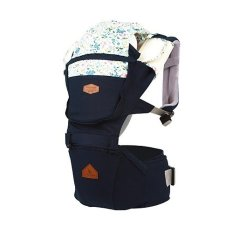 Cheap I Angel Fleur Baby Hip Seat Carrier Navy Export Intl Online