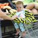 Purchase Ilovebaby Portable Baby High Chair Shopping Cart Seat Cover