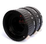 Import Meike Mk C Af B Abs Auto Focus Macro Extension Tube Set For Canon D Slr Camera Coupon