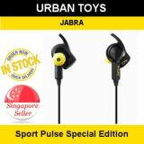Jabra Sport Pulse Special Edition Singapore Seller 3 Years Warranty By Jabra Singapore Built In Heart Rate Monitor Compare Prices