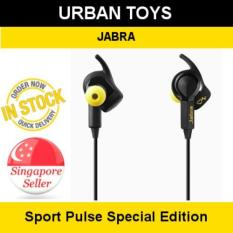 Jabra Sport Pulse Special Edition Singapore Seller 3 Years Warranty By Jabra Singapore Built In Heart Rate Monitor In Stock