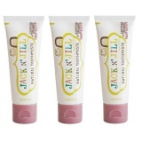 Get The Best Price For Jack N Jill Natural Calendula Toothpaste 50G Raspberry X3