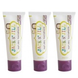 Jack N Jill Natural Calendula Toothpaste Blackcurrant 50G X 3 Sale