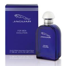 Compare Price Jaguar Evolution Edt 100Ml For Men Jaguar On Singapore