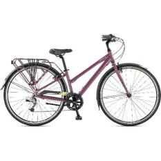 Jamis / Commuting Bicycle / Commuter 2 Femme / 18 / Cadenza Rose By Hup Leong Company.