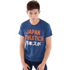 Best Deal Japan Athletics Tee Slim Fit M