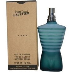 Buy Cheap Jean Paul Gaultier Le Male 125Ml Tester Pack Without Cap