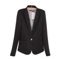 Jesscloset Classic Cut Office Casual Jacket Blazer Item Z001 Black Shop
