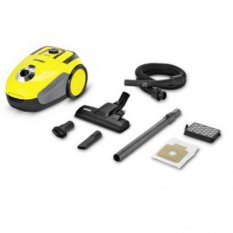 Sale Karcher Vc2 Dry Vacuum Cleaner Yellow Singapore Cheap