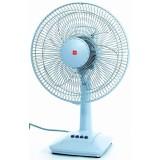 Retail Kdk A30As Table Fan 12 Inch Blue