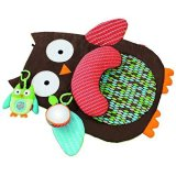 Kids Friends Tummy Time Mat Hug And Hide Owl No Original Packaging Export On China