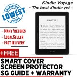 Sale Kindle Voyage 2016 Amazon Black Cover Screen Protector Kindle Online