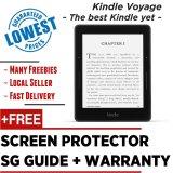 Buy Kindle Voyage 2016 Amazon Screen Protector Sg Guide Kindle Online
