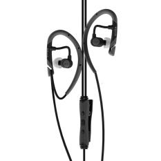 Klipsch AS-5i Sweat Proof Sports In-Ear Earphones (Black)