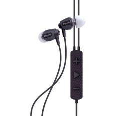Klipsch AW-4i Water Resistant Sports In-Ear Earphones (Black)