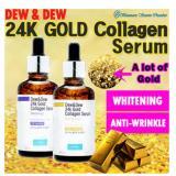 Korea Dew Dew 24K Gold Collagen Serum 50Ml Lowest Price