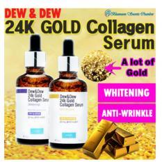 Korea Dew Dew 24K Gold Collagen Serum 50Ml Compare Prices