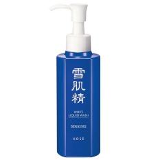Buy Kose Sekkisei White Liquid Wash 140Ml Online