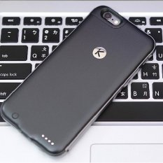 Where Can I Buy Kuke Iphone 6 6S Battery Case Classic Gray Black