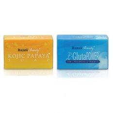 L Glutapower Whitening Beauty Soap And Kojic Papaya Anti Acne Anti Pimple Beauty Soap Sale
