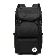 Compare Price Large Capacity Outdoor Travel Backpack Men Travel Waterproof Casual Laptop Back Pack Black On China