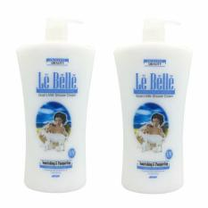 Who Sells Le Belle Goat Milk Shower Cream X2 Bottles