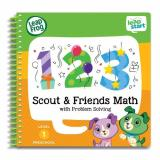 Leapfrog Leapstart Book Scout Friends Math With Problem Solving Leapfrog Cheap On Singapore