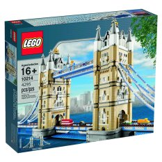 Cheaper Lego 10214 Tower Bridge