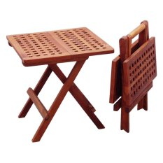 Buy Levante Picnic Table Natural Wood Color Online