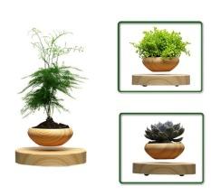 Levitation Air Bonsai No Plant Self Balance Magnetic Suspension Flower Pot Pottedplant Levitate Tubs Best Buy