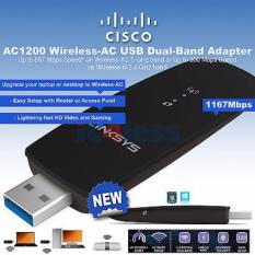 Linksys Ac1200 Dual Band Wireless Usb 3 Adapter On Line