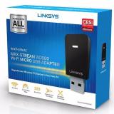 Sale Linksys Wusb6100M Max Stream™ Ac600 Mu Mimo Wi Fi Usb Adapter Singapore