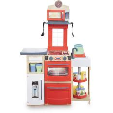 Review Little Tikes Cook N Store Kitchen Little Tikes