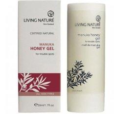 Living Nature Manuka Honey Gel For Blemish Troubled Skin 50Ml Shop