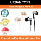 Retail Price Local Set Xiaomi In Ear Headphones Pro Hybrid Dual 100 Original Singapore Seller Noise Reduction