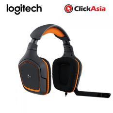 Best Logitech G231 Prodigy Gaming Headset 981 000629
