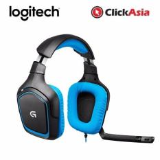 Logitech G430 Surround Sound Gaming Headset 981 000538 Best Price