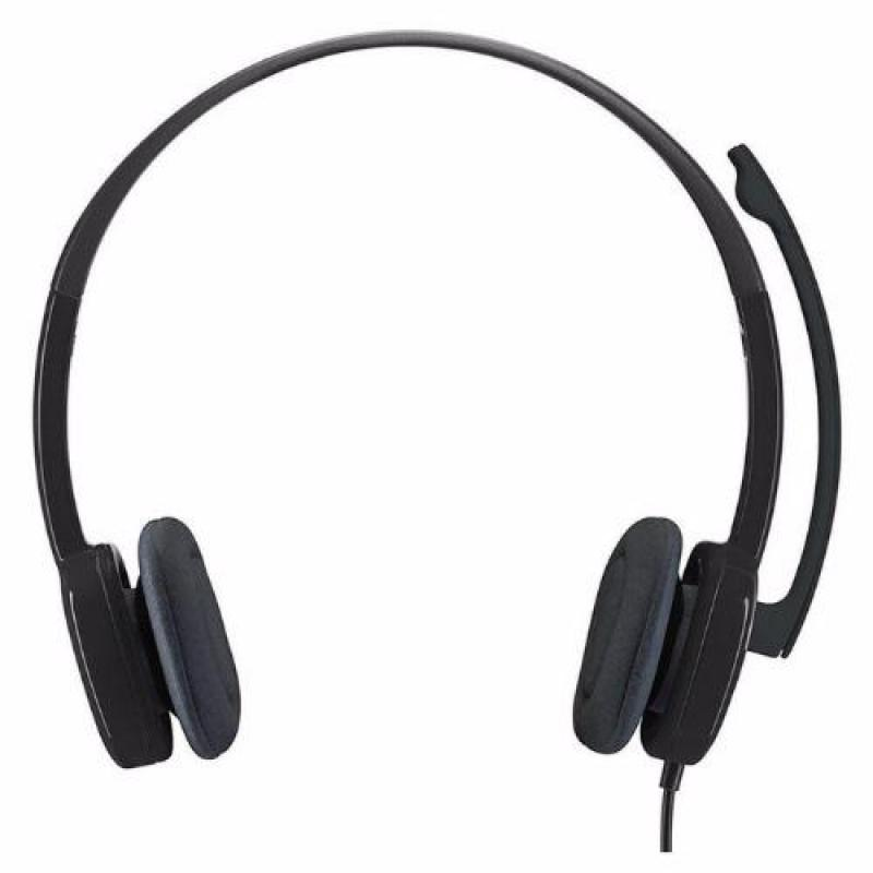 Logitech H151 Stereo Headset with Single 3.5 mm Jack Only Singapore
