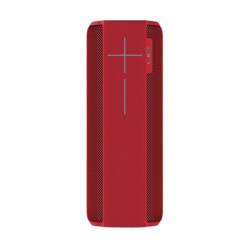 Logitech UE MegaBoom Portable Bluetooth Speaker (Red) Singapore