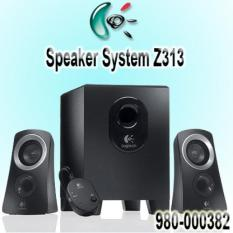 Get The Best Price For Logitech Z313 Speaker System 980 000413