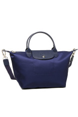 Retail Longchamp Neo Small 1512 Series Navy Blue