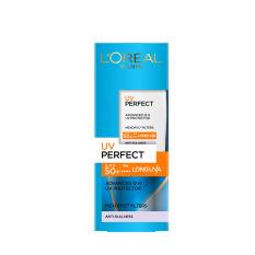 Deals For L Oreal Paris Uv Perfect Anti Dullness Spf50 Pa 30Ml