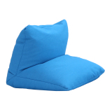 New Blmg Love Beanbag L Blue Free Delivery